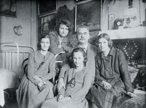 Семейството на Борис Вазов